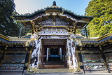 Toshogu Shrine, UNESCO World Heritage Site, Nikko, Kanto, Japan, Asia Photographic Print by Michael Runkel