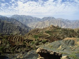 Remote Mountain Village, Yemen Photographic Print by Jack Jackson