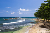 Galle Beach, Old Town of Galle, UNESCO World Heritage Site, Sri Lanka, Asia Photographic Print by Matthew Williams-Ellis
