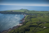 Cawsand Bay in Plymouth Sounds, Cornwall, England, United Kingdom, Europe Photographic Print by Dan Burton