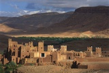 Fort of Ait Benhaddou, Ouarzazate, Morocco Photographic Print by Bruno Morandi