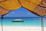 Beach, Pange Island, Zanzibar, Tanzania, East Africa, Africa Photographic Print by Vincenzo Lombardo