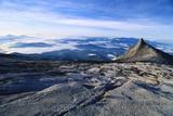 Mt Kinabalu, Kinabalu National Park, Sabah, Borneo, Malaysia Photographic Print by Robert Francis
