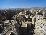 Sanaa, Yemen, Middle East Photographic Print by Jack Jackson
