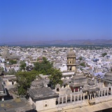 Ghanerao, Rajasthan, India Photographic Print by Tony Gervis
