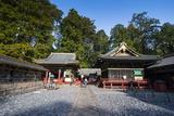 Toshogu Shrine, UNESCO World Heritage Site, Nikko, Kanto, Japan, Asia Photographic Print by Michael Runkel