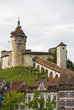 Munot Castle, 16th Century Fortress, Schaffhausen, Switzerland, Europe Photographic Print by Christian Kober