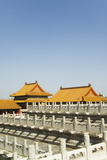 Zijin Cheng, the Forbidden City Palace Museum, UNESCO World Heritage Site, Beijing, China, Asia Photographic Print by Christian Kober