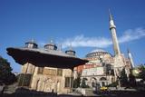Fountain Ahmet Iii, Sultanahmet, Istanbul, Turkey Photographic Print by Ken Gillham