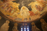Anastis Fresco, Interior of Church of St. Saviour in Chora Photographic Print by Neil Farrin