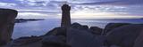 Lighthouse of Meen Ruz, Ploumanach, Cote De Granit Rose, Cotes D'Armor, Brittany, France, Europe Photographic Print by Markus Lange