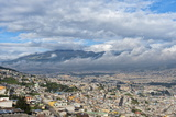 Panorama over Quito, Pichincha Province, Ecuador, South America Photographic Print by Gabrielle and Michael Therin-Weise