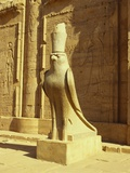 Temple of Horus, Idfu, Aswan, Egypt Photographic Print by Robert Harding