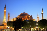 Hagia Sophia (Aya Sofya Mosque) (The Church of Holy Wisdom) Photographic Print by Neil Farrin