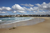 Bondi Beach, Sydney, New South Wales, Australia, Pacific Photographic Print by Mark Mawson