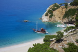 Apella Beach, Karpathos Island, Dodecanese, Greek Islands, Greece, Europe Photographic Print by  Tuul