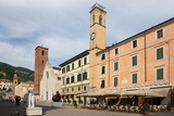 Duomo Square, Pietrasanta, Tuscany, Italy, Europe Photographic Print by Vincenzo Lombardo