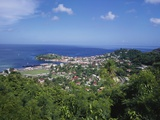 St Georges, Grenada, Caribbean Photographic Print by Robert Harding