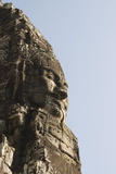 Bayon Temple, Late 12th Century, Buddhist, Angkor Thom, Siem Reap, Cambodia Photographic Print by Robert Harding