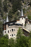 Fernsteinsee Castle, Approaching Ferne Pass, Austria, Europe Photographic Print by James Emmerson