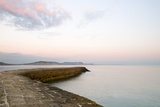 The Cobb at Lyme Regis, Dorset, England, United Kingdom, Europe Photographic Print by John Woodworth