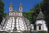 Santuario Do Bom Jesus Do Monte, Braga, Portugal Photographic Print by Duncan Maxwell