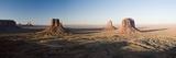 Monument Valley, Utah, United States of America, North America Fotografisk tryk af Ben Pipe