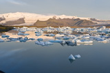 Jokulsarlon, Iceland, Polar Regions Photographic Print by Ben Pipe