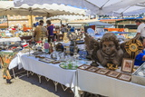 Antique and Bric-A-Brac Market Photographic Print by Amanda Hall