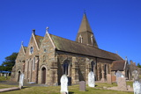 St. Ouen's Church, St. Ouen, Jersey, Channel Islands, Europe Photographic Print by Neil Farrin