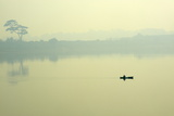 Hooghly River, Part of the Ganges River, West Bengal, India, Asia Photographic Print by Bruno Morandi