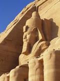 Temple of Rameses Ii, Abu Simbel, Egypt Photographic Print by Robert Harding