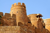 Remparts, Towers and Fortifications of Jaisalmer, Rajasthan, India, Asia Photographic Print by  Godong