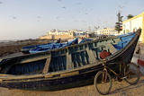 The Old Fishing Port, Essaouira, Historic City of Mogador, Morocco, North Africa, Africa Photographic Print by Jean-Pierre De Mann