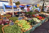 The Morning Fruit and Vegetable Market Photographic Print by Amanda Hall