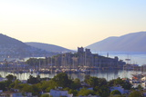 Bodrum Harbour and the Castle of St. Peter Photographic Print by Neil Farrin