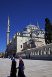 Fatih Mosque, Istanbul, Turkey, Europe Photographic Print by Neil Farrin