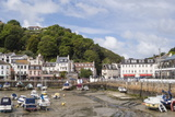 St. Aubin and its Harbour, Jersey, Channel Islands, United Kingdom, Europe Photographic Print by Roy Rainford