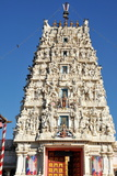 Hindu Temple Dedicated to Krishna, Pushkar, Rajasthan, India, Asia Photographic Print by  Godong