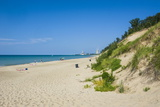 Indiana Sand Dunes, Indiana, United States of America, North America Photographic Print by Michael Runkel