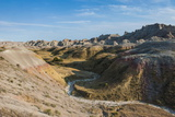 Badlands National Park, South Dakota, United States of America, North America Photographic Print by Michael Runkel