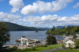 Lake Windermere from Bowness on Windermere Photographic Print by James Emmerson