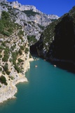 Les Gorges Du Verdon, Provence, France Photographic Print by Nelly Boyd