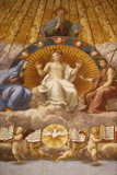 Painting of the Disputation over the Most Holy Sacrament Photographic Print by  Godong