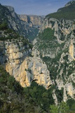 Les Gorges Du Verdon, Provence, France Photographic Print by John Miller