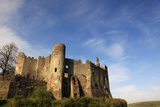 Laugharne Castle, Pembrokeshire, Wales, United Kingdom, Europe Photographic Print by David Pickford