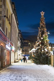 Christmas Market, Haupt Square, Schladming, Steiermark, Austria, Europe Photographic Print by Richard Nebesky