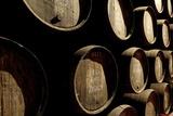 Port Wine Cellar, Vila Nova De Gaia, Oporto, Portugal, Europe Reproduction photographique par Jean-Pierre De Mann