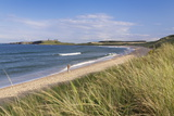 Dunstanburgh Castle and Embleton Beach Photographic Print by Markus Lange