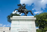 Andrew Jackson Memorial at the State Capitol in Nashville Photographic Print by Michael Runkel